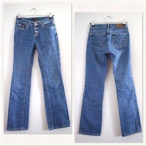 Tommy Hilfiger Vintage Tommy jeans, button fly, 1